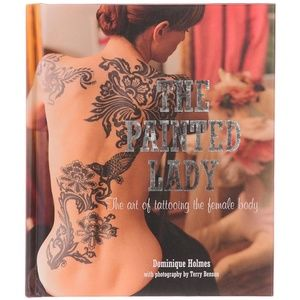 NEW The Painted Lady Tattoo Book